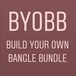 Jewelry - Bundle and save!!! Build your own bangle bundle!!